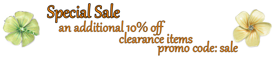 Additinal 10% off on clearance item