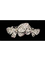 Two Butterfly Hair Clip